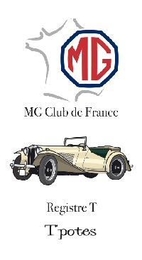 MG Club de France - Registre T