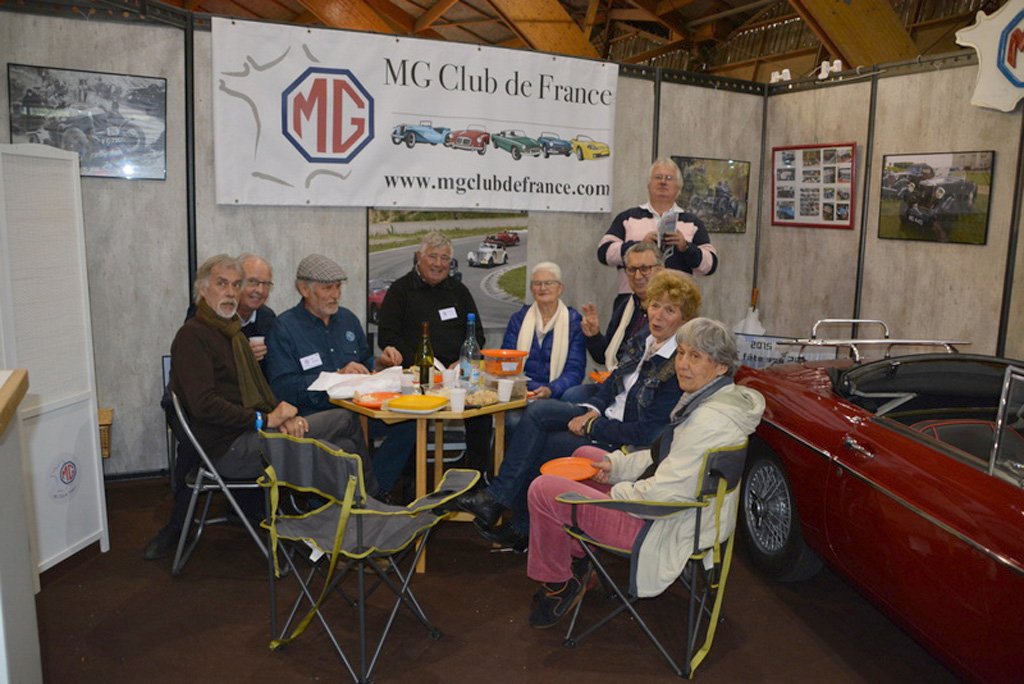 Mg club de france avignon motor festival 2017 24 au 26 for Salon du chiot avignon 2017