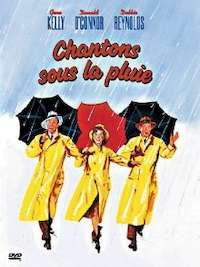 Affiche Singing in the rain
