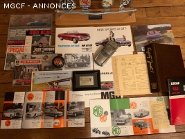 Collection MGB