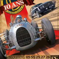Sorties Club MG 2017 - CLASSIC DAYS 2017 - 29 et 30 avril